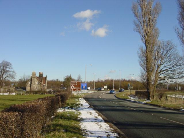 Sitch Cottage, Brimstage Lane
