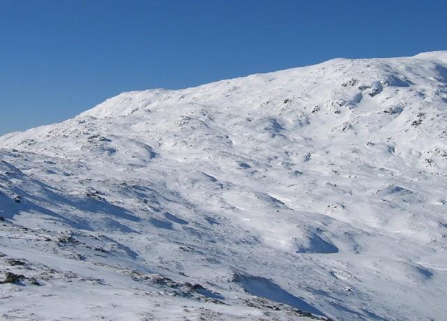 Coire Ban Mor leading onto Beinn Heasgarnich