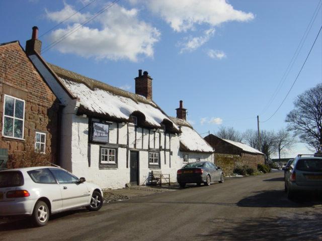 Wheatsheaf Inn, Raby