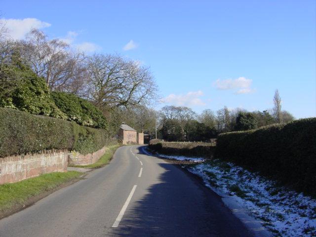 Leighton Hall Lane