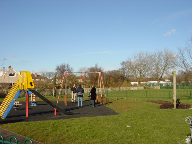 Ropewalk Children's Playground, Parkgate