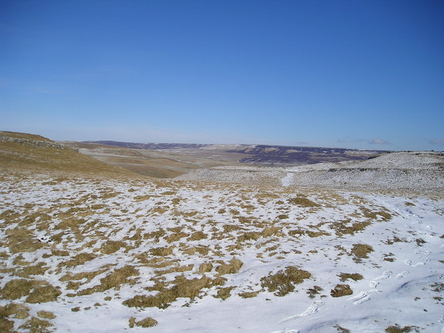 Fountains Fell from Middle House Hill