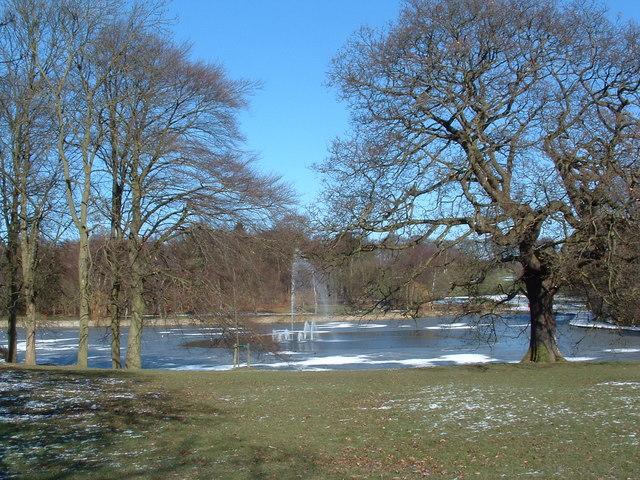 Roundhay Park - Upper Lake
