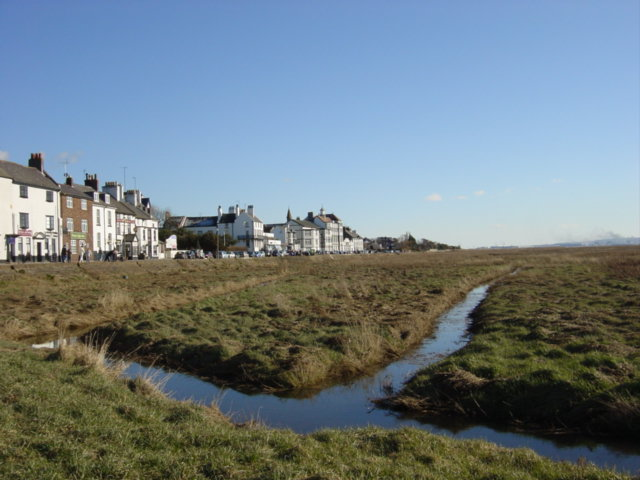 Parkgate and Saltmarsh