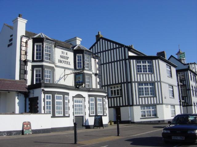The Ship Hotel, Parkgate
