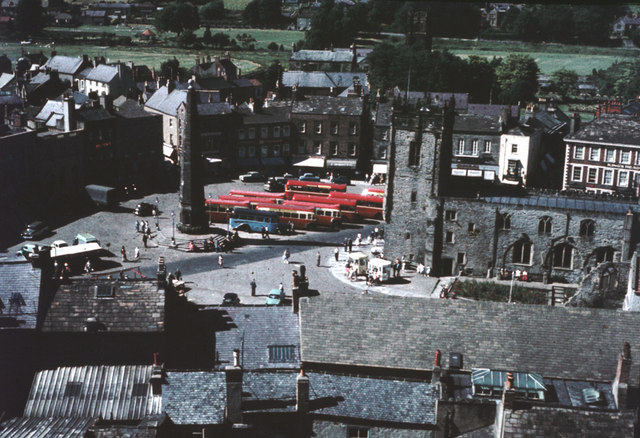 Richmond Marketplace c1960