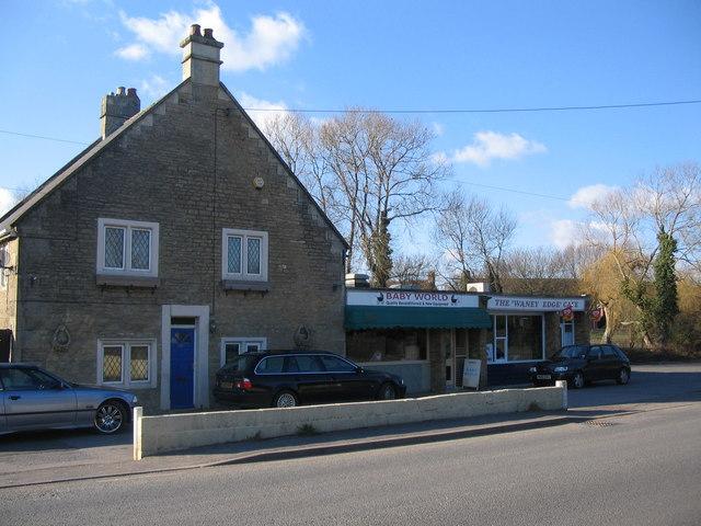 The Waney Edge Cafe