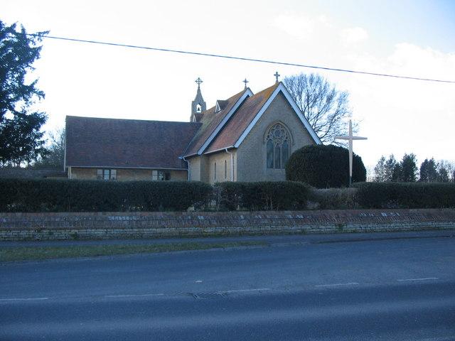 St. Barnabas,  Beanacre