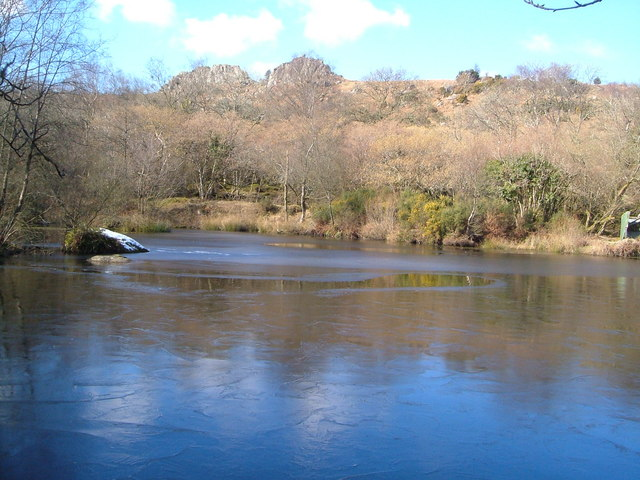 Artificial lake, Becka Brook