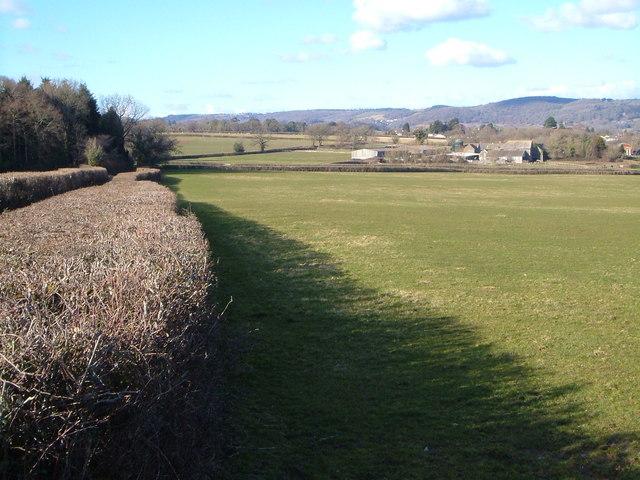 Langaller Farm, near Bovey Tracey