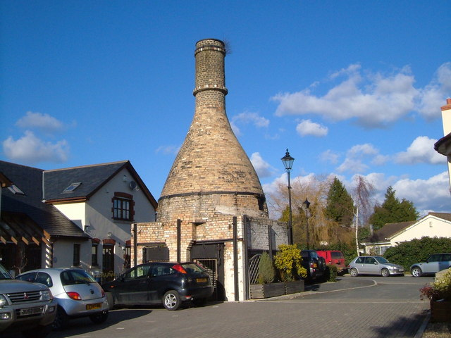 Bottle kiln, Liverton
