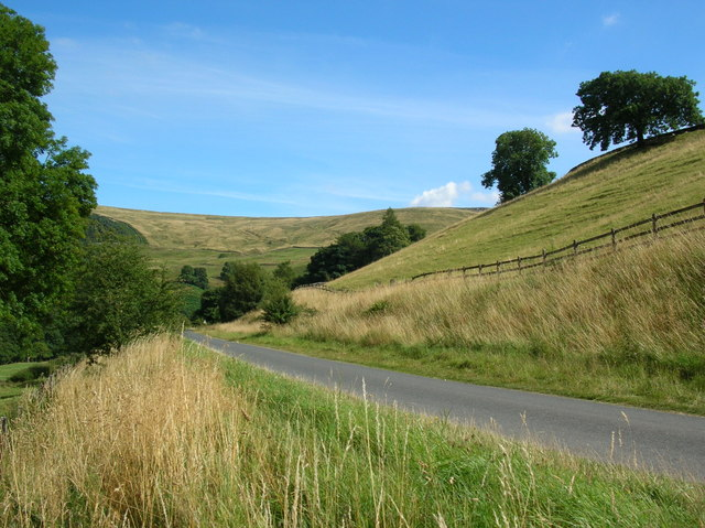 Road from Scar House