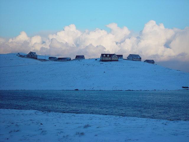Huxter, Whalsay, Shetland