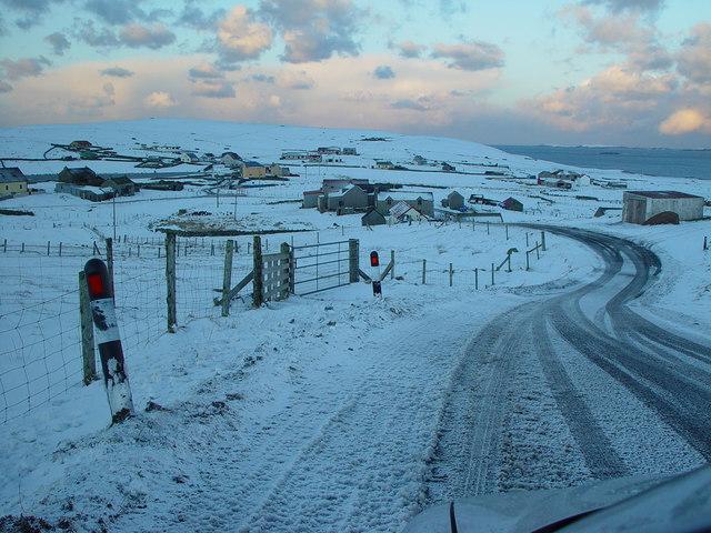 Isbister, Whalsay, Shetland