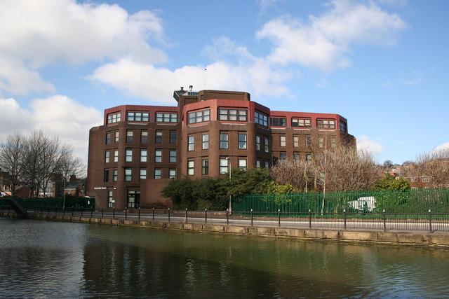 Waterside House