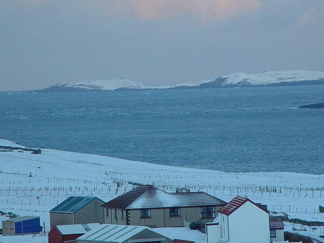 Nisthouse, Isbister, Whalsay, Shetland
