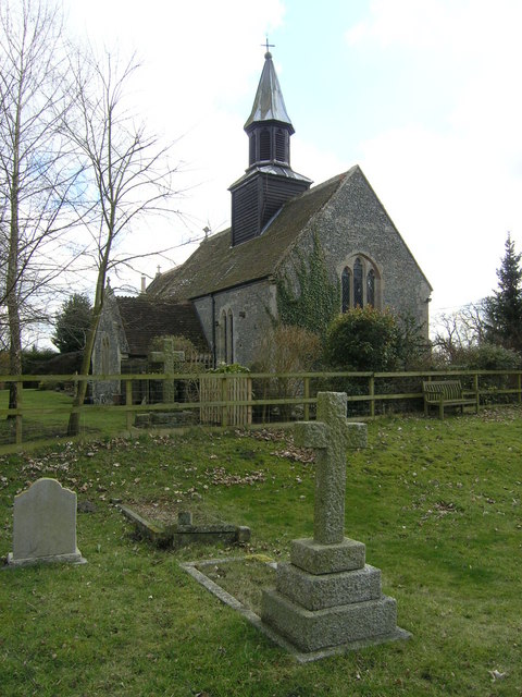 Patney, Wiltshire, St Swithin's Church