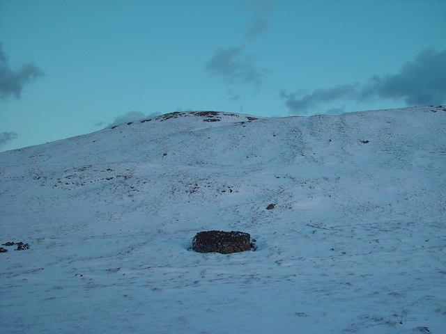 Setter Hill, Whalsay, Shetland