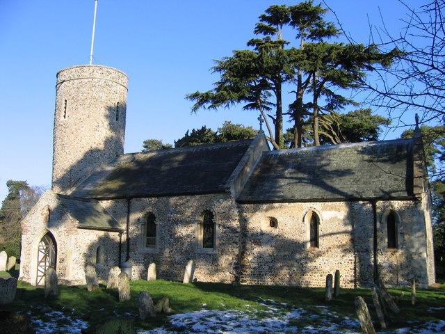 St. Andrew's, Framingham Earl