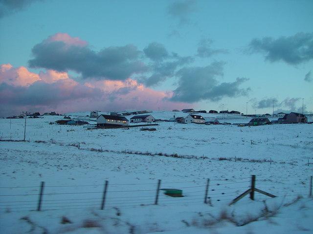 Skibberhoull, Whalsay, Shetland
