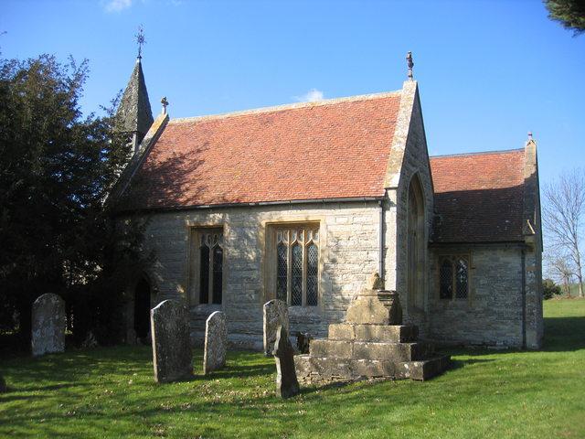 St Milburga's Church, Wixford