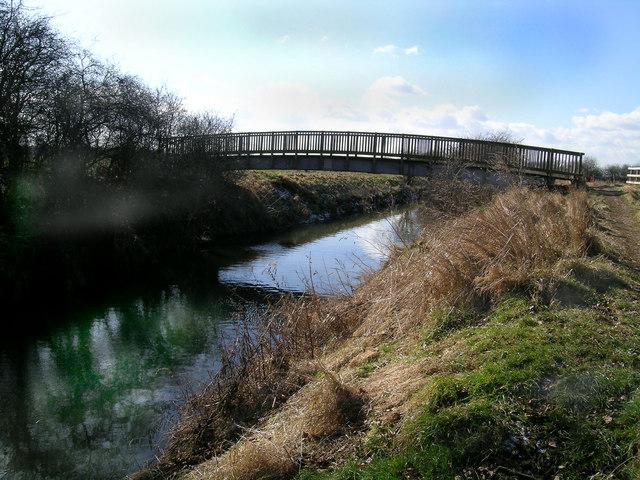 The Gibson Bridge