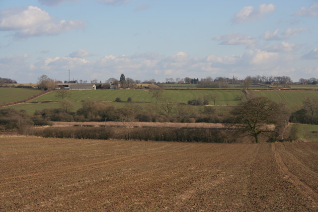 Farmland at Sileby