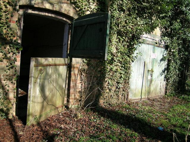 Old Barn off High Street