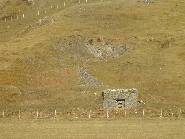 Lime kiln at Turnalt