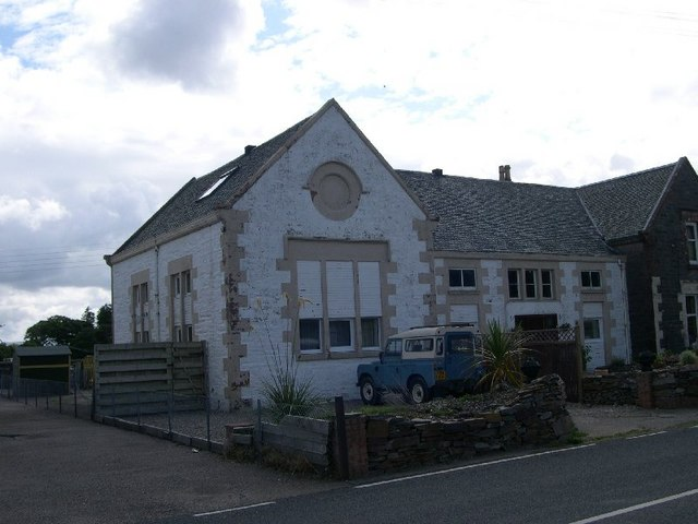 The Old Primary School, Carradale.