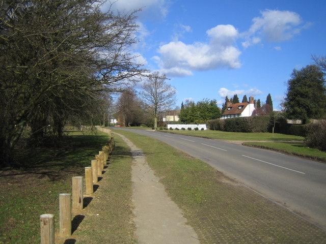 Bovingdon: Bovingdon Green
