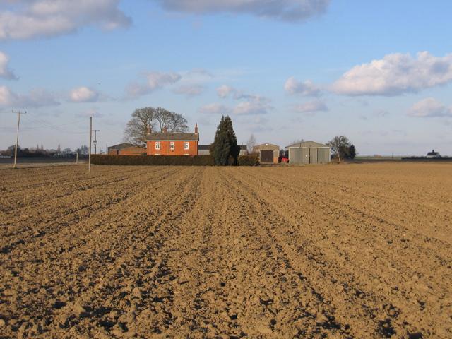 Brand End Farm, Swineshead, Lincs