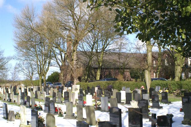 St. Richard's RC Church & Graveyard