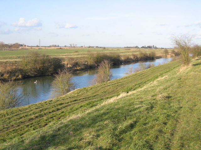 South Forty Foot Drain, Swineshead, Lincs