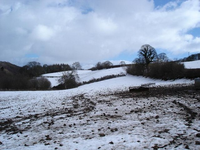 Fields near Candy Mill