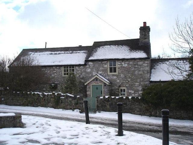 Ysceifiog cottage