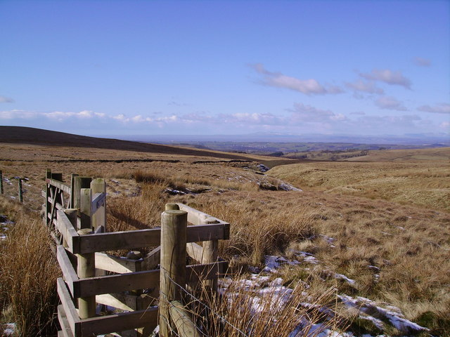 Gate Haylot Fell
