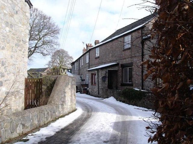 Nannerch cottages