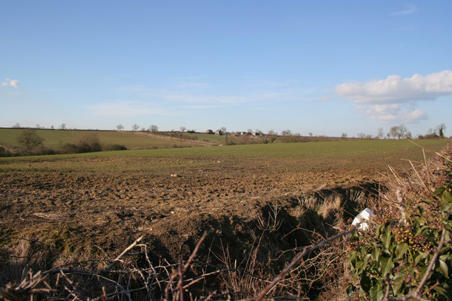 Farmland near Seagrave