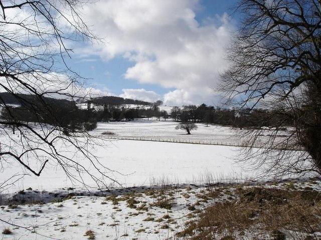 Hendre farmland