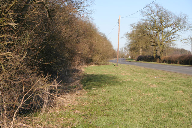Paudy Lane, Six Hills