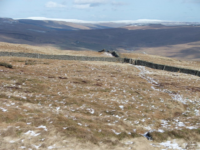 NE end of Park Fell.