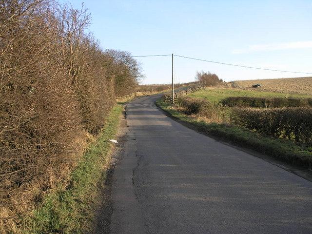 Lane to Bolsover