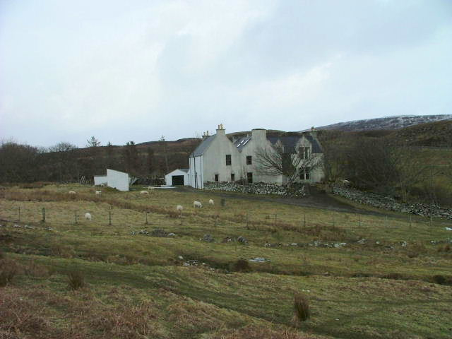 Cuidrach House