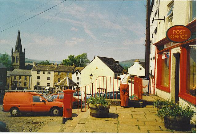 Alston Post Office.