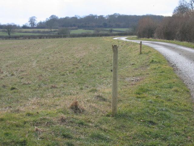 Field on Dean Farm Oaksey