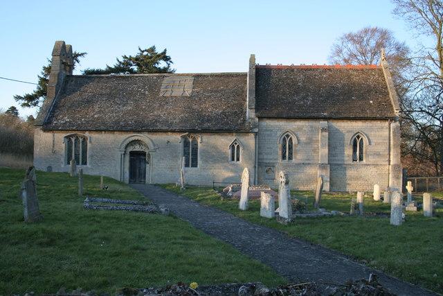 Essendine Church