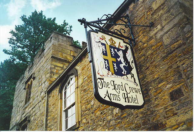 Lord Crewe Arms, Blanchland.