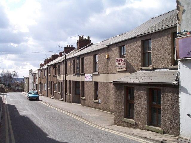 Victoria Street, Cinderford
