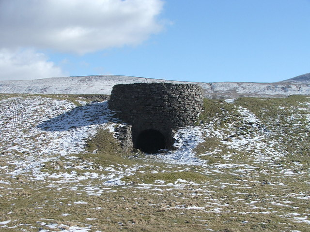 Lime Kiln at Philpin Sleights.
